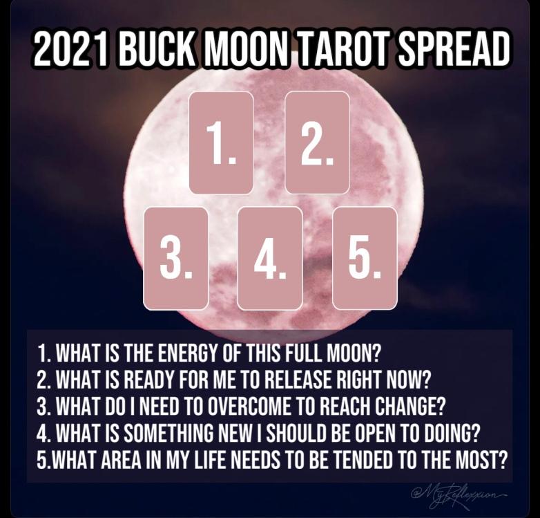 full buck moon spread 2021 aquarius